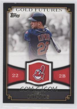 2012 Topps - Gold Futures #GF-25 - Jason Kipnis