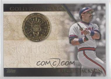 2012 Topps - Gold Standard #GS-10 - Reggie Jackson