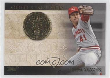 2012 Topps - Gold Standard #GS-11 - Tom Seaver