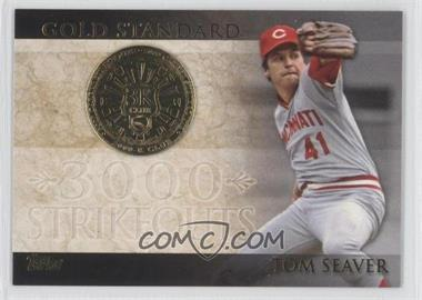 2012 Topps - Gold Standard #GS-11 - Tom Seaver