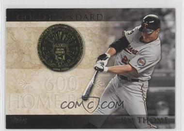 2012 Topps - Gold Standard #GS-17 - Jim Thome