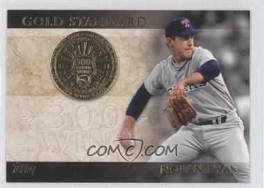 2012 Topps - Gold Standard #GS-22 - Nolan Ryan