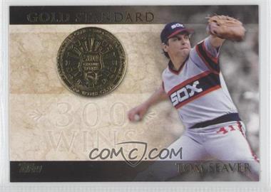 2012 Topps - Gold Standard #GS-23 - Tom Seaver