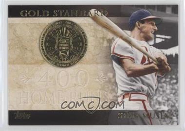 2012 Topps - Gold Standard #GS-28 - Stan Musial