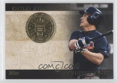 2012 Topps - Gold Standard #GS-35 - Chipper Jones