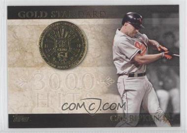 2012 Topps - Gold Standard #GS-4 - Cal Ripken Jr.