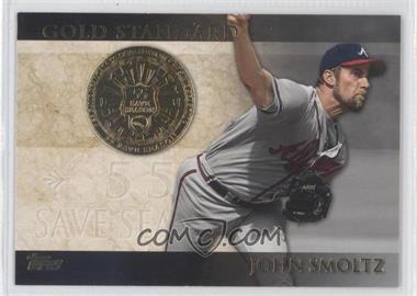 2012 Topps - Gold Standard #GS-42 - John Smoltz