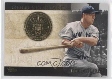 2012 Topps - Gold Standard #GS-48 - Lou Gehrig