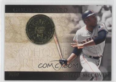 2012 Topps - Gold Standard #GS-9 - Willie McCovey