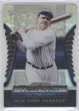 2012 Topps - Golden Giveaway Contest Golden Moments Die-Cut #GMDC-1 - Babe Ruth