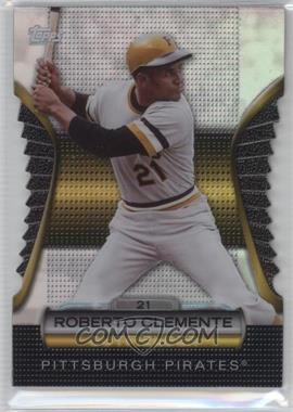 2012 Topps - Golden Giveaway Contest Golden Moments Die-Cut #GMDC-14 - Roberto Clemente