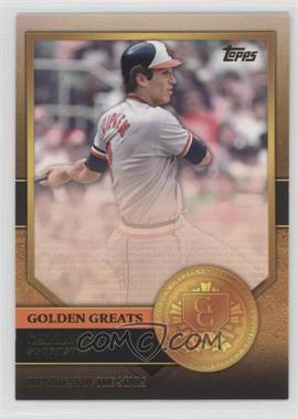 2012 Topps - Golden Greats #GG-41 - Cal Ripken Jr.