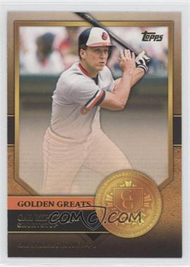 2012 Topps - Golden Greats #GG-42 - Cal Ripken Jr.