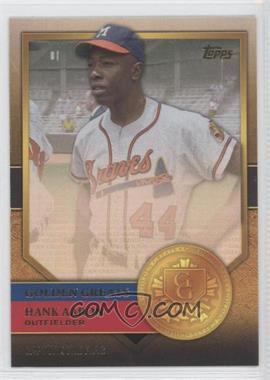 2012 Topps - Golden Greats #GG-55 - Hank Aaron