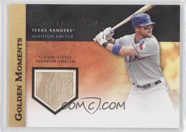 2012 Topps - Golden Moments Game-Used Memorabilia #GMR-CGE - Craig Gentry
