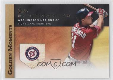 2012 Topps - Golden Moments Series Two #GM-10 - Ryan Zimmerman