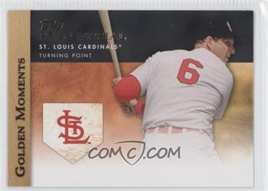 2012 Topps - Golden Moments Series Two #GM-11 - Stan Musial