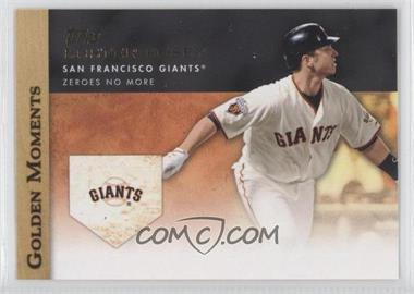 2012 Topps - Golden Moments Series Two #GM-2 - Buster Posey
