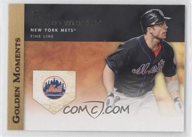 2012 Topps - Golden Moments Series Two #GM-22 - David Wright