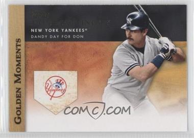 2012 Topps - Golden Moments Series Two #GM-23 - Don Mattingly