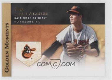 2012 Topps - Golden Moments Series Two #GM-27 - Jim Palmer
