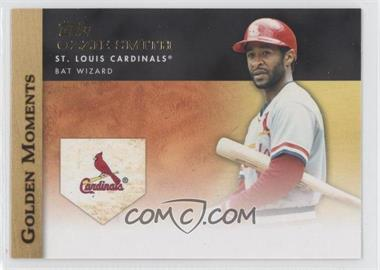 2012 Topps - Golden Moments Series Two #GM-32 - Ozzie Smith