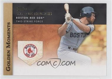 2012 Topps - Golden Moments Series Two #GM-38 - Wade Boggs