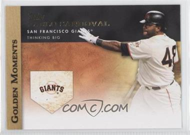2012 Topps - Golden Moments Series Two #GM-7 - Pablo Sandoval