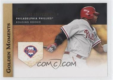 2012 Topps - Golden Moments Series Two #GM-9 - Ryan Howard
