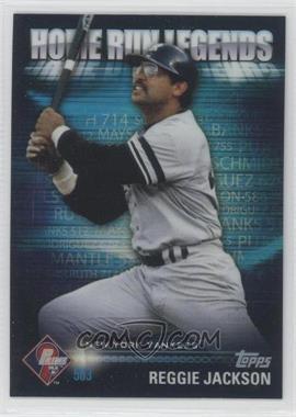 2012 Topps - Prime 9 Home Run Legends #HRL-4 - Reggie Jackson