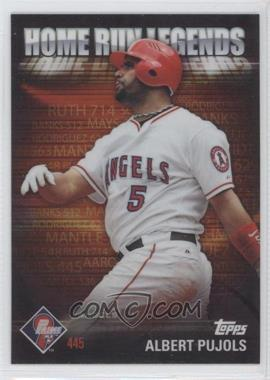 2012 Topps - Prime 9 Home Run Legends #HRL-9 - Albert Pujols