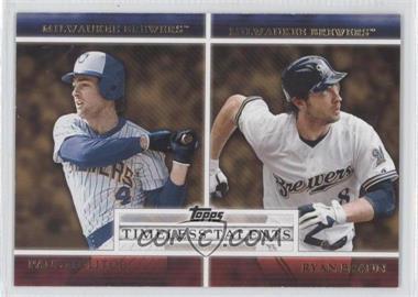 2012 Topps - Timeless Talents #TT-1 - Paul Molitor, Ryan Braun