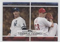 Andy Pettitte, Cliff Lee