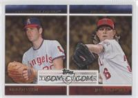 Nolan Ryan, Jered Weaver