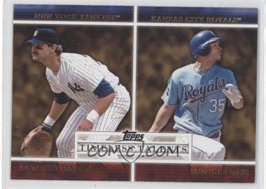 2012 Topps - Timeless Talents #TT-3 - Don Mattingly, Eric Hosmer
