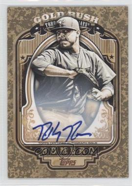 2012 Topps - Wrapper Redemption Gold Rush - Certified Autograph [Autographed] #82 - Ricky Romero /135