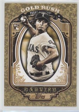 2012 Topps - Wrapper Redemption Gold Rush #88 - Yu Darvish