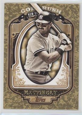 2012 Topps - Wrapper Redemption Gold Rush #98 - Don Mattingly