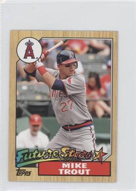 2012 Topps 1987 Topps Minis #TM-127 - Mike Trout