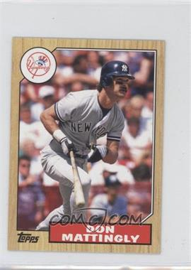 2012 Topps 1987 Topps Minis #TM-140 - Don Mattingly