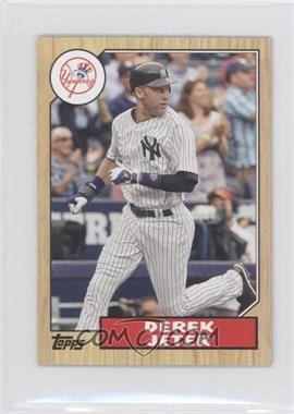 2012 Topps 1987 Topps Minis #TM-16 - Derek Jeter