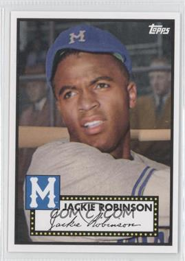 2012 Topps '52 Retro VIP - National Convention [Base] #411 - Jackie Robinson