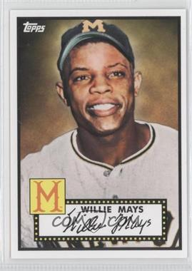 2012 Topps '52 Retro VIP National Convention [Base] #410 - Willie Mays
