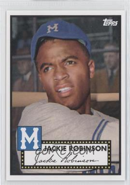 2012 Topps '52 Retro VIP National Convention [Base] #411 - Jackie Robinson