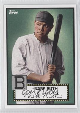 2012 Topps '52 Retro VIP National Convention [Base] #412 - Babe Ruth