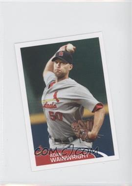 2012 Topps Album Stickers - [Base] #251 - Adam Wainwright
