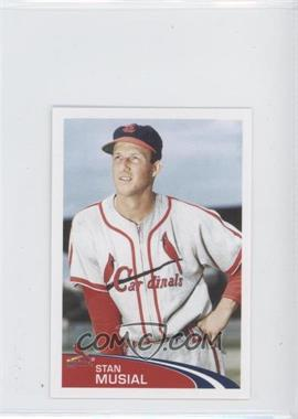 2012 Topps Album Stickers - [Base] #254 - Stan Musial