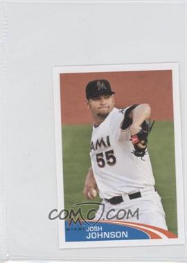 2012 Topps Album Stickers #167 - Josh Johnson