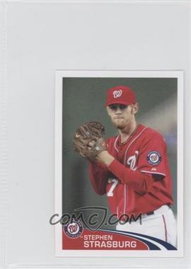2012 Topps Album Stickers #200 - Stephen Strasburg