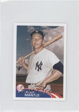 2012 Topps Album Stickers #27 - Mickey Mantle